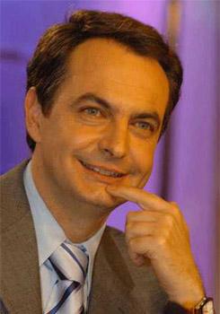 Pensamiento Zapatero en acción