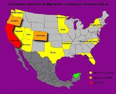 De La Migraci  N Y Pol  Ticas P  Blicas En El Estado De Yucat  N 2005
