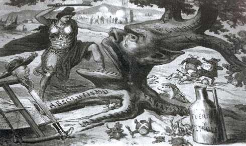 La Madeja Política, 2 de mayo de 1874