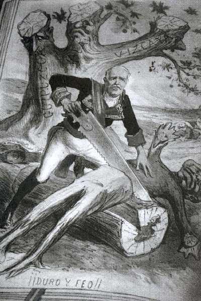 La Madeja Política, 19 de diciembre de 1874