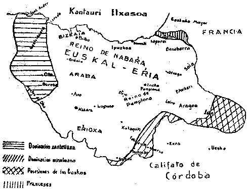 Historia del País Basko, Ed. vasca, Zarauz 1933