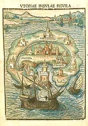 Utopiae insulae figura, 1516