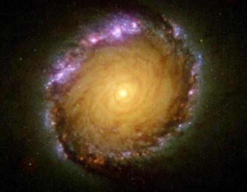 Mapa galáctico AINUR